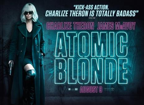 Film picture: Atomic Blonde