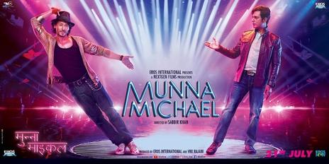 Film picture: Munna Michael