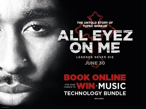 Film picture: All Eyez On Me