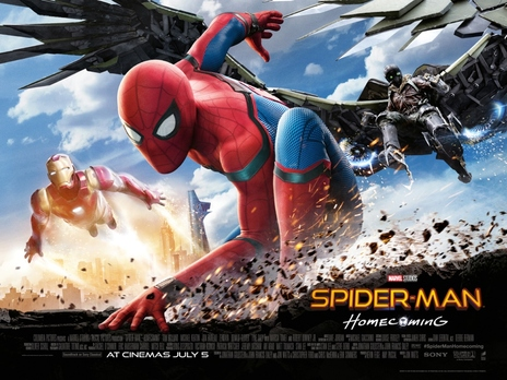 Film picture: 2D Spider-Man: Homecoming
