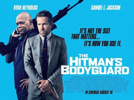 Film picture: The Hitman's Bodyguard