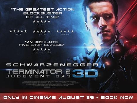 Film picture: 3D Terminator 2: Judgement Day