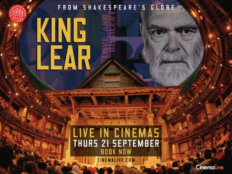 Film picture: King Lear: Live From Shakespeare's Globe
