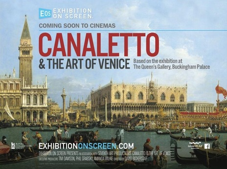 Film picture: Exhibition On Screen: Canaletto 2017