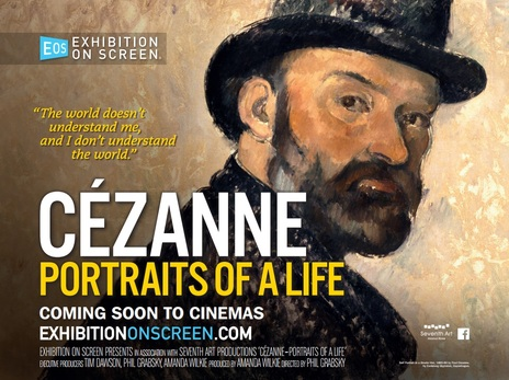 Film picture: Exhibition On Screen: Cezanne 2018