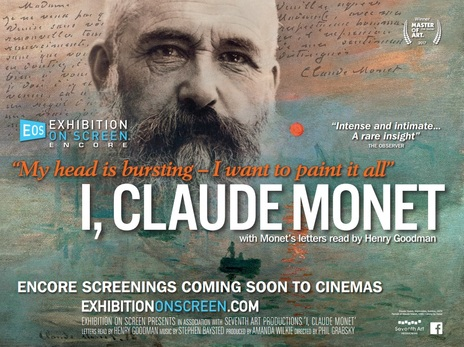 Film picture: Exhibition On Screen: I, Claude Monet (Encore)