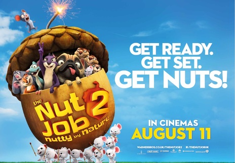 Film picture: The Nut Job 2: Nutty By Nature