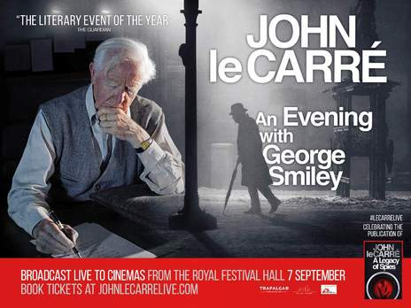 Film picture: John Le Carr� - An Evening with George Smiley