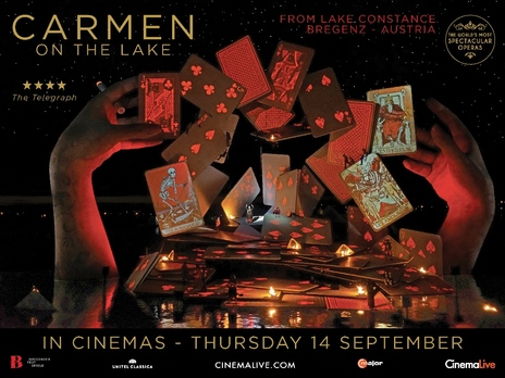 Film picture: Carmen On The Lake