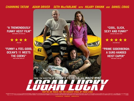 Film picture: Logan Lucky