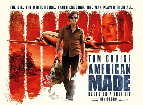 Film picture: (IMAX) American Made