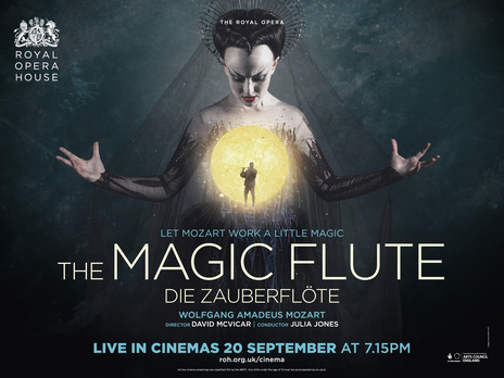 Film picture: ROH - The Magic Flute / Die Zauberflote (Live)