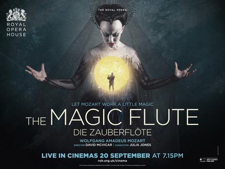 Film picture: ROH - The Magic Flute / Die Zauberflote (Live)