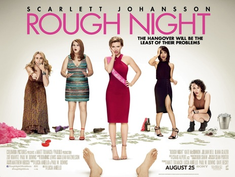 Film picture: Rough Night