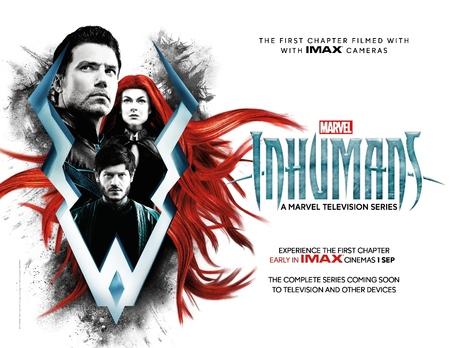 Film picture: (IMAX) InHumans