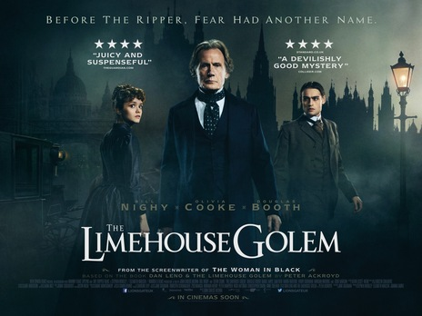 Film picture: The Limehouse Golem