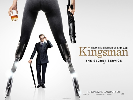 Film picture: (IMAX) Kingsman: The Secret Service