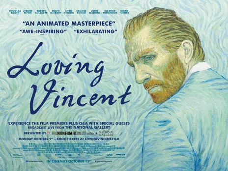 Film picture: Loving Vincent PLUS Satellite Q&A