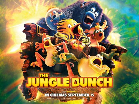 Film picture: The Jungle Bunch