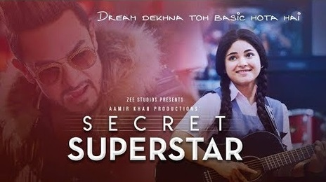 Film picture: Secret Superstar