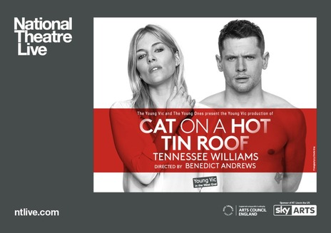 Film picture: NT Live - Cat On A Hot Tin Roof