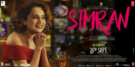 SIMRAN (2017) con KANGANA RANAUT + Jukebox + Sub. Español + Online 7833_5760
