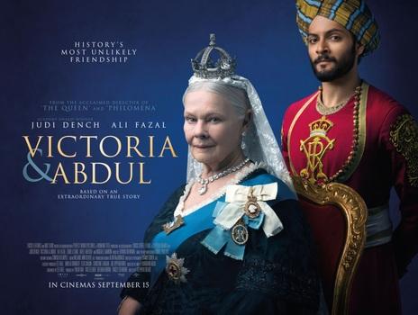 Film picture: Victoria & Abdul