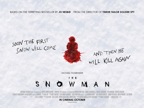 Film picture: The Snowman