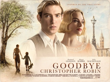 Film picture: Goodbye Christopher Robin