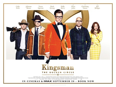 Film picture: Kingsman: The Golden Circle