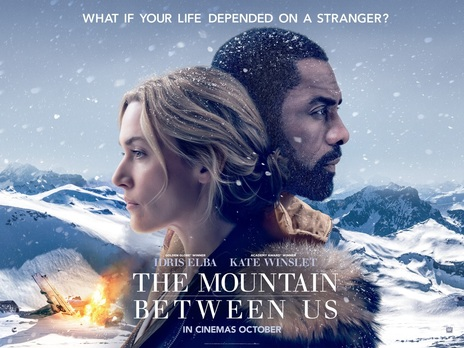 Re: Hora mezi námi / The Mountain Between Us (2017)
