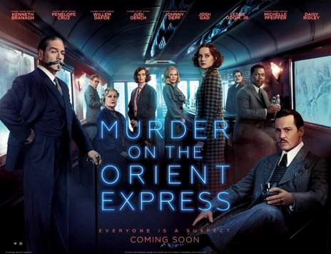 Film picture: Murder On The Orient Express