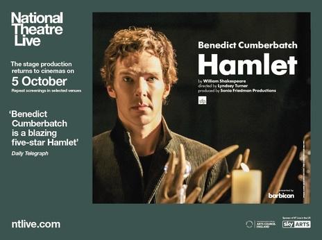 Film picture: NT Live - Hamlet (Encore)