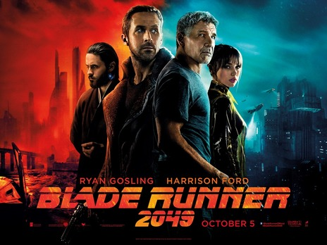 Film picture: 3D Blade Runner 2049