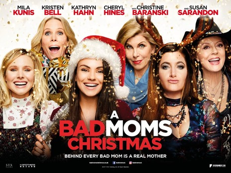 Film picture: A Bad Moms Christmas