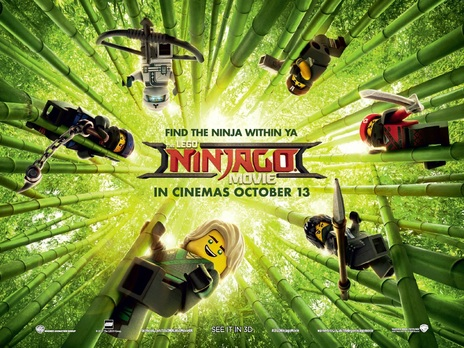 Film picture: 3D The LEGO Ninjago Movie