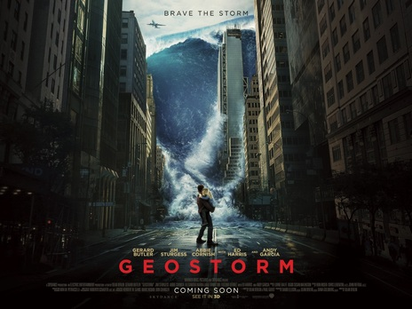 Film picture: 3D Geostorm