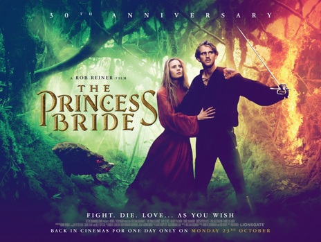 Film picture: The Princess Bride (30th Anniversary)