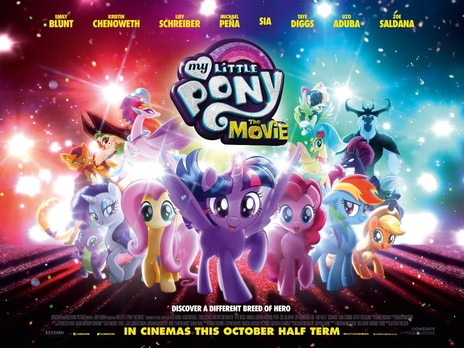 Film picture: My Little Pony: The Movie