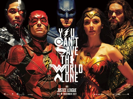 Film picture: 2D Justice League