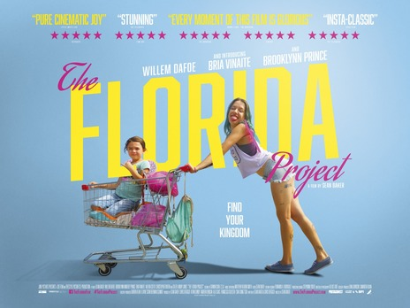 Film picture: The Florida Project