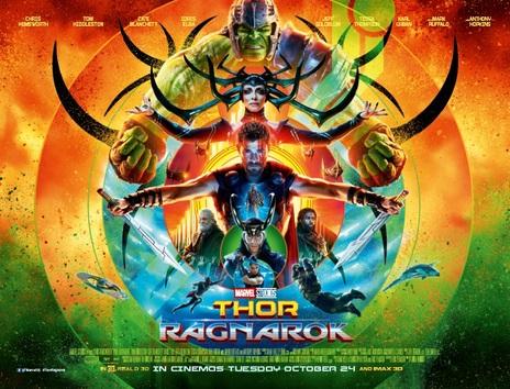 Film picture: Thor: Ragnarok