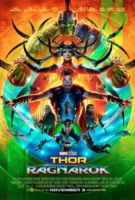 Film picture: 2D Thor: Ragnarok