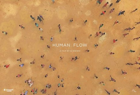 Film picture: Human Flow