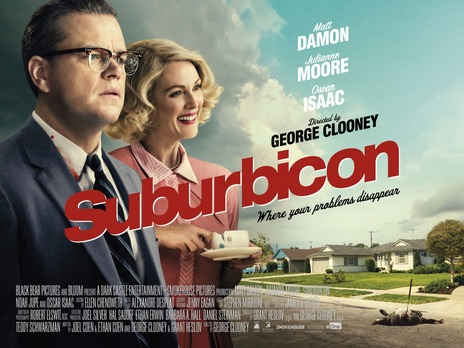 Film picture: Suburbicon