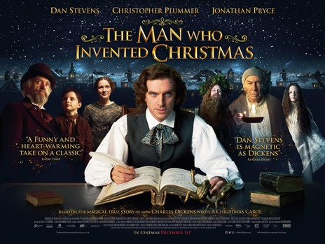 Film picture: The Man Who Invented Christmas