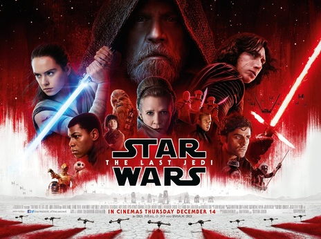Film picture: 3D Star Wars: The Last Jedi