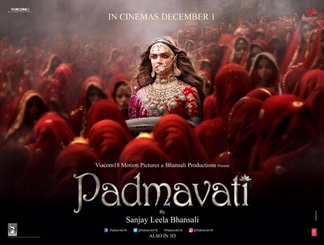 Film picture: Padmaavat