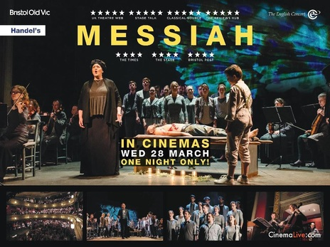 Film picture: Messiah From Bristol Old Vic