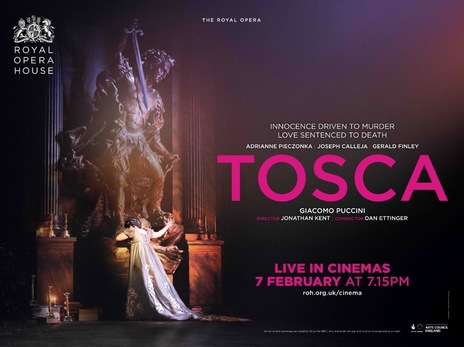 Film picture: ROH - Tosca (Live)
